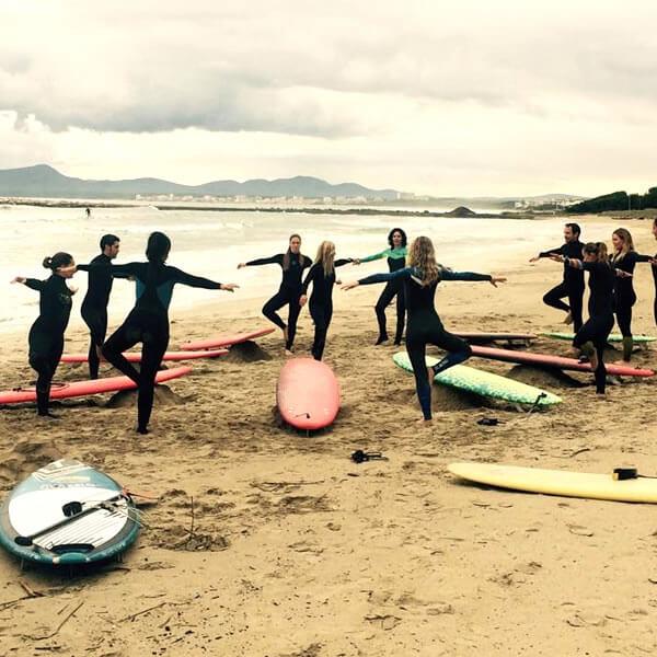Cours de Surf Algarve