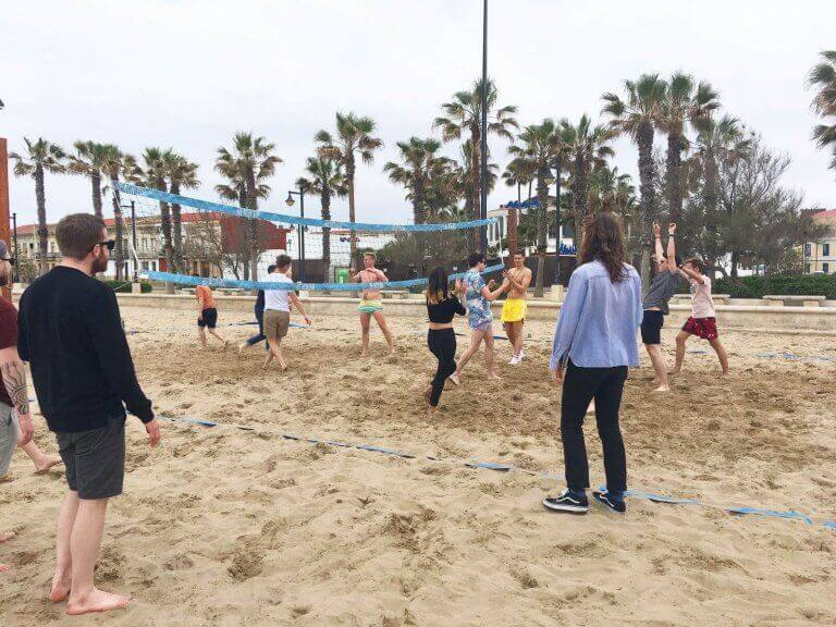 Valencia Package | Beach Games