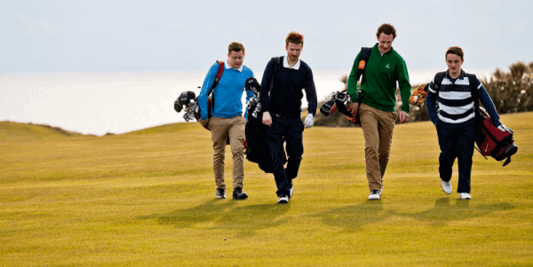 Stag Package | Golf Weekend