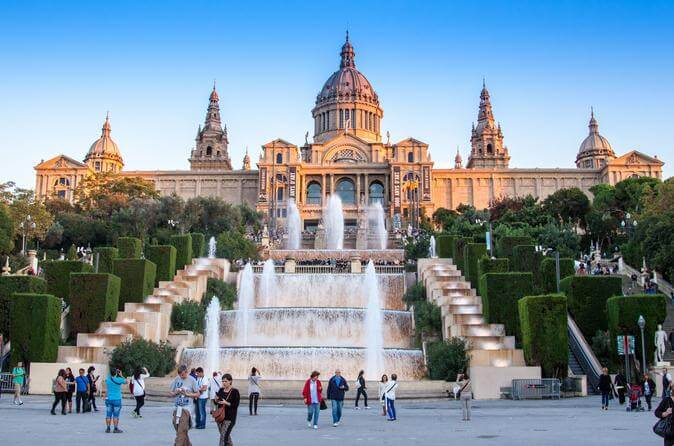 Barcelona Incentive Travel