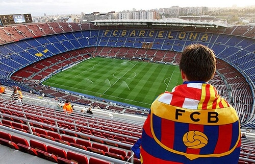 Stag Package | Barcelona Fans