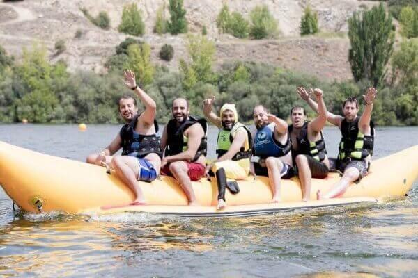 Stag Package | Madrid WaterSport