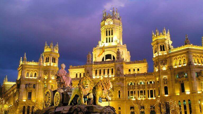 Madrid Incentive Travel