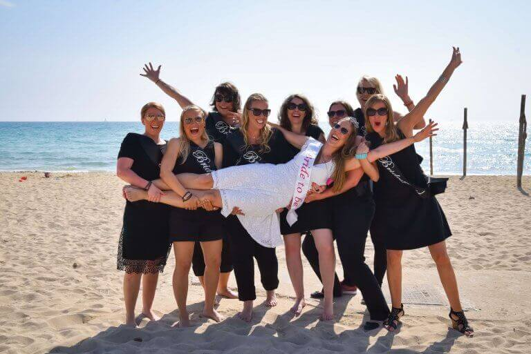 Valencia Hen Do