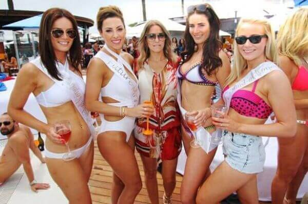 Packages for Hen do in Magaluf