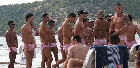 Costa Del Sol stag do