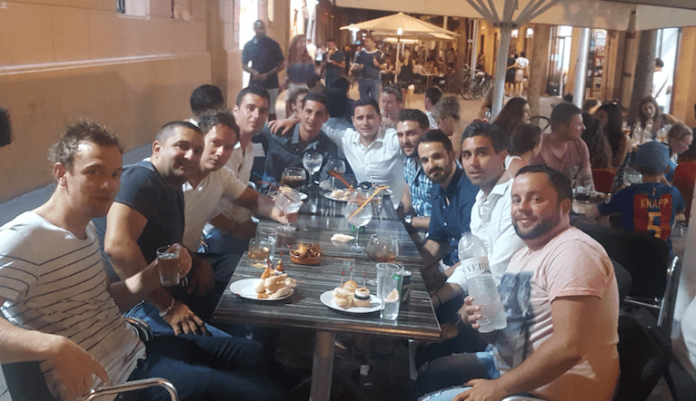 Valencia Stag Do