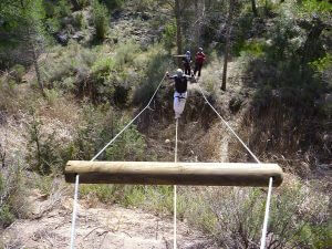 Valencia High Ropes