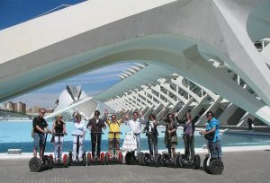 Tour Turistico in Segway