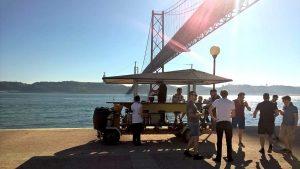 Lisbon Beer Bike
