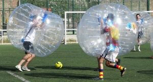 Palma Bubble Football