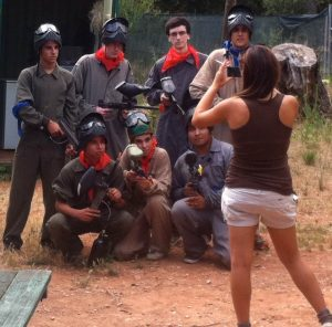 Outdoor Paintball Barcelona