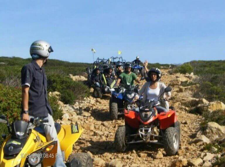 Algarve Quads