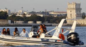 Lisbon RIB Boat Trip