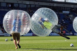 Bubble Football Barcelone