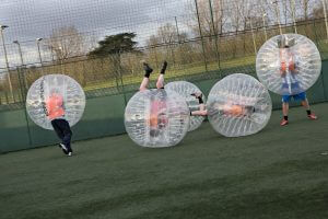 Marbella Bubble Football