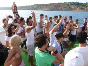 Algarve Boat Parties and Cruises