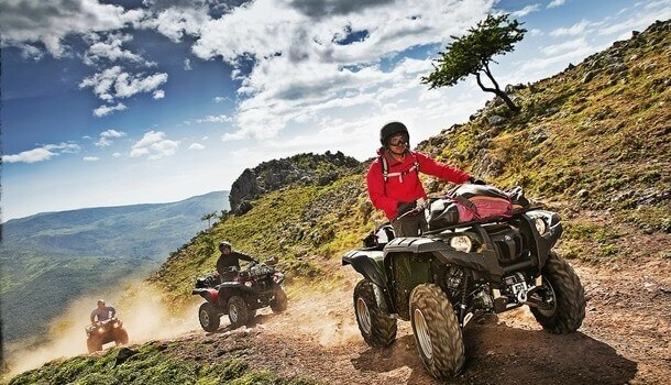 Madrid Quad Biking