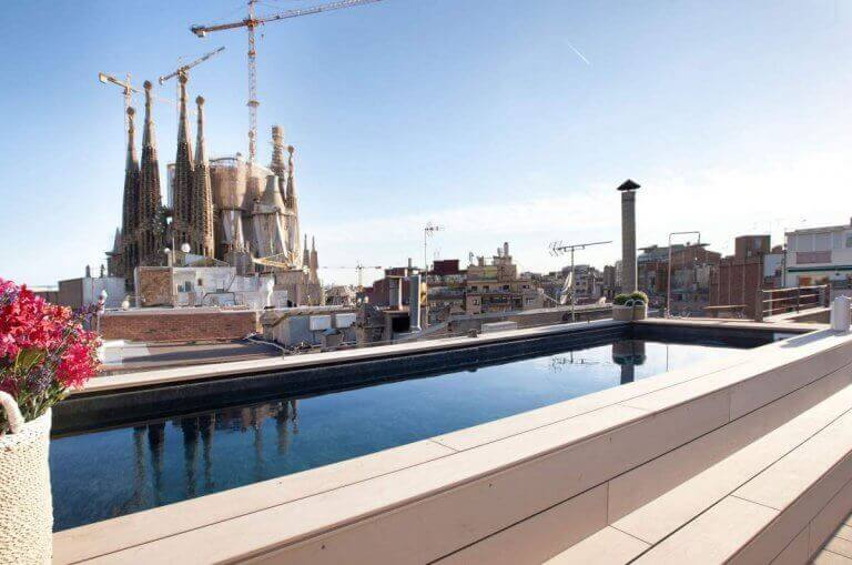 Appartements Sagrada Familia
