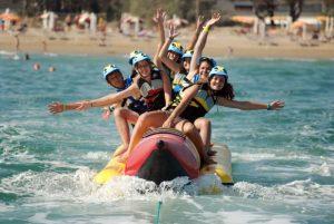 Marbella Banana Boat Ride