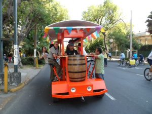 Valencia Beer Bike Tour