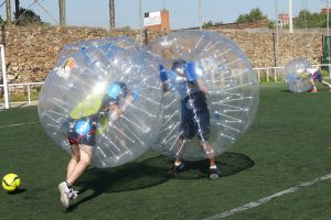Albufeira bubble football
