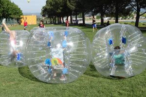 Lisbon Bubble Football
