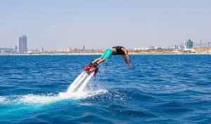 Barcelona Flyboard