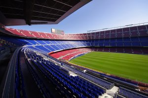 Tour dello stadio Camp Nou