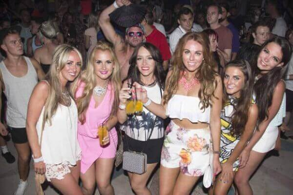 Palma Hen Night