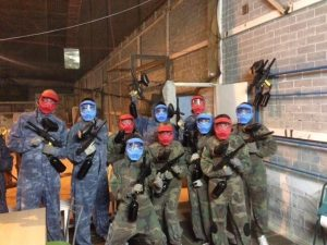 Paintball al coperto