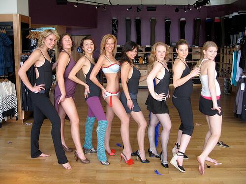 Burlesque Masterclass