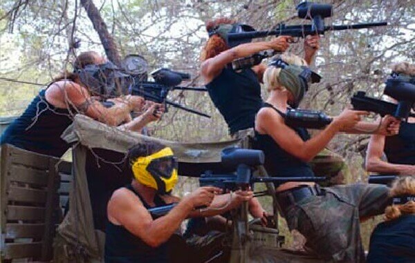 Marbella Paintballing