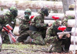 Magaluf Paintball