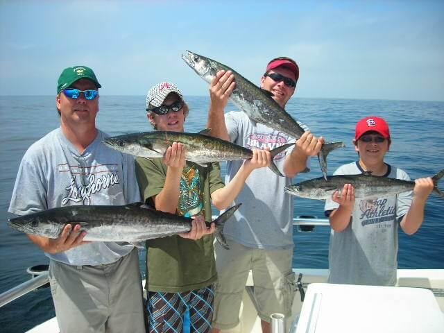Giornata di pesca