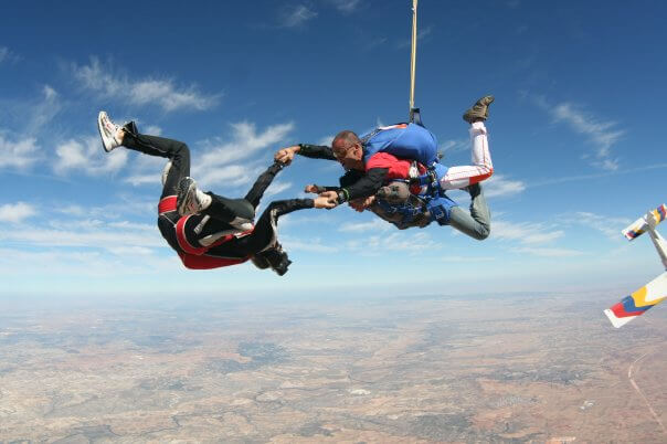 Madrid Skydiving