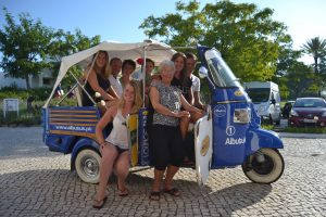 Algarve Tuk Tuk Tour