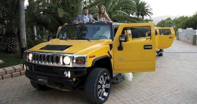 Marbella Hummer Hot Ride