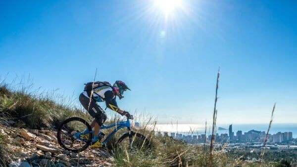 Benidorm Mountain Biking