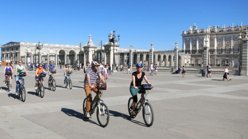 Madrid Bicycle Tour