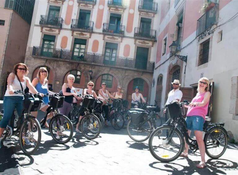 eBike Barcelona Tour