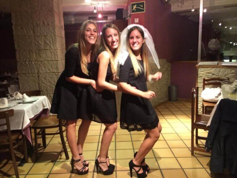 Barcelona Junggesellinnenabschied - Wir sind vor Ort