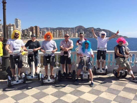 Benidorm Stag Do