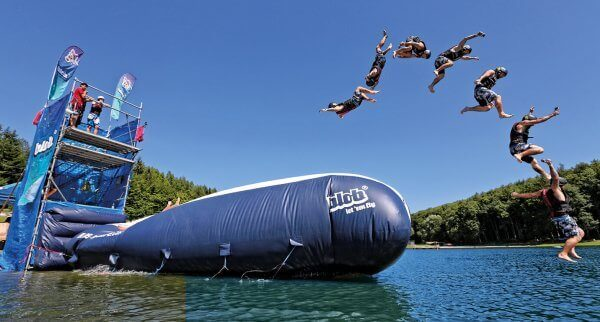 Valencia Blob Jumping