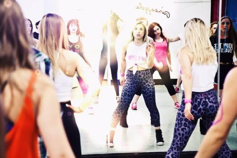 Valencia Dance Class