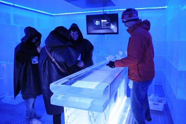 Madrid Ice Bar