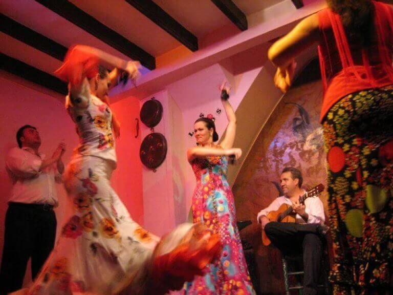 Hen Package | Madrid Flamenco