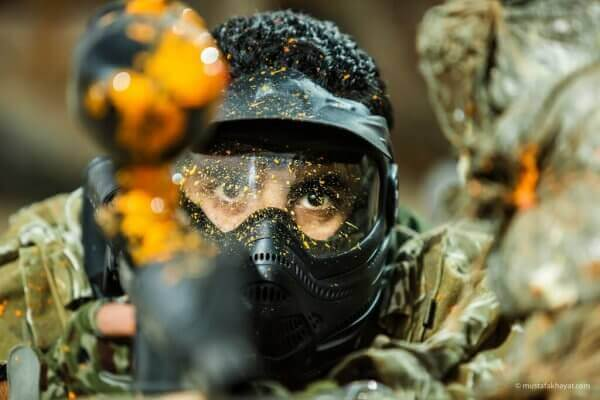 Seville Paintball Adventure