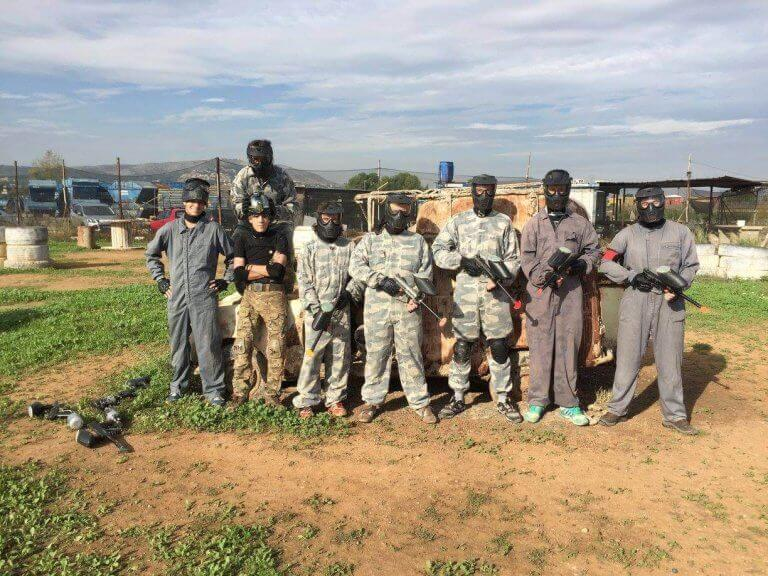 Paintball Valence