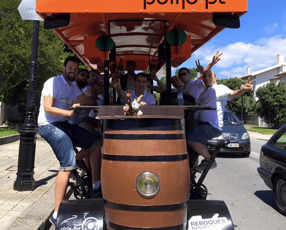 Beer Bike Porto